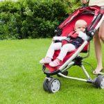 ảnh đại diện xe đẩy em bé
